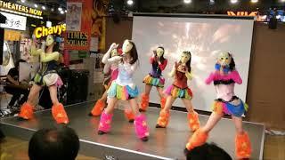 立川 アレアレア スチームガールズ ライブ.