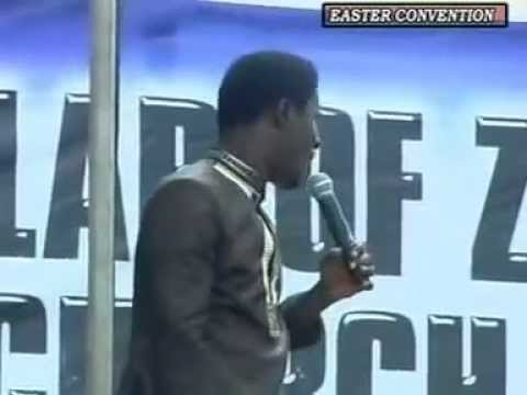 Reconcillation A By Evangelist Akwasi Awuah