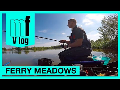 Match Fishing - Rob Wootton & Joe Carass - Feeder Fishing - Ferry Meadows - VLOG