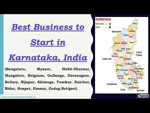 Best Business to Start in Karnataka, India