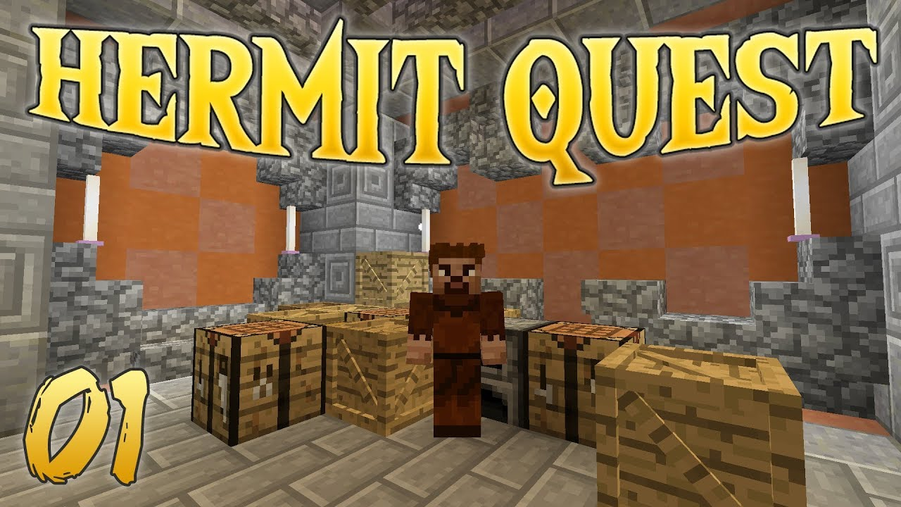Hermit Quest Season 1