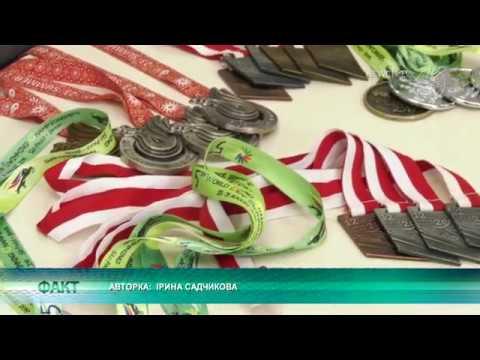 Нагороди спортсменам| Телеканал