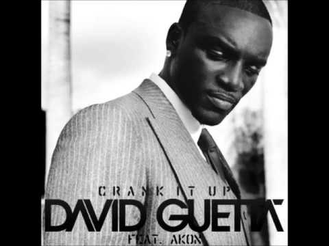 akon crank it up song