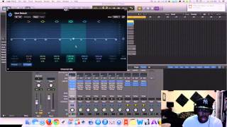 Logic Pro X- Mixing Singing Vocals R&B