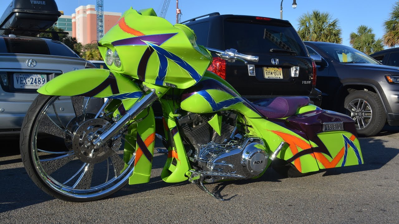 New Black Bike Week 2017 Turn It On Myrtle Beach