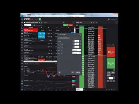 CQGM (mobile) -  New Platform Features and Options Trading