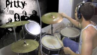 Pitty - Equalize Drum Cover