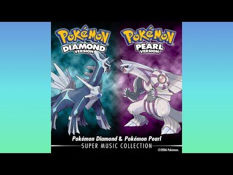 Pokémon Diamond & Pearl - Spirit Lakes
