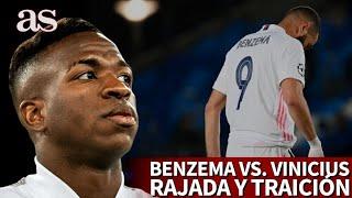 Benzema vs. Vinicius | Rajada y detonantes de una