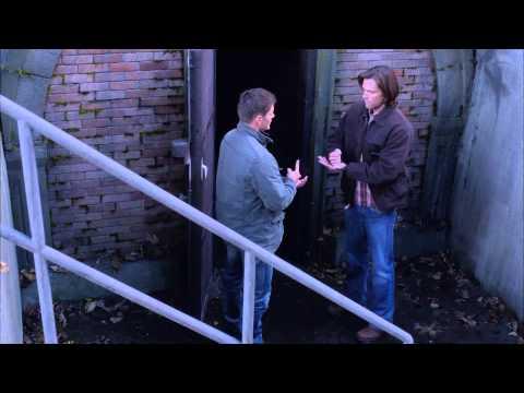 Сверхестественное 9 сезон 5 серия(Смешные моменты)