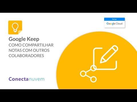 Não tem um organizador pessoal? Que tal o Google Keep?