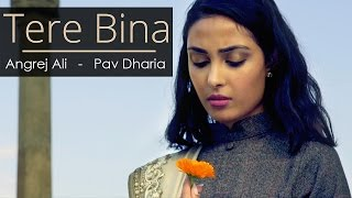New Punjabi Songs 2016 - Latest Punjabi Songs 2016 - Tere Bina - Angrej Ali - Pav Dharia