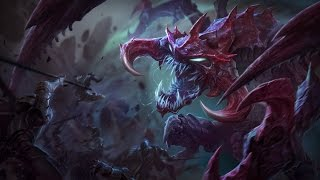 League of Legends [Season5] - Max Size Cho'Gath