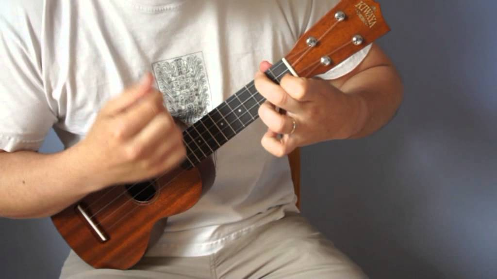 Ill See You In My Dreams Solo Ukulele Youtube