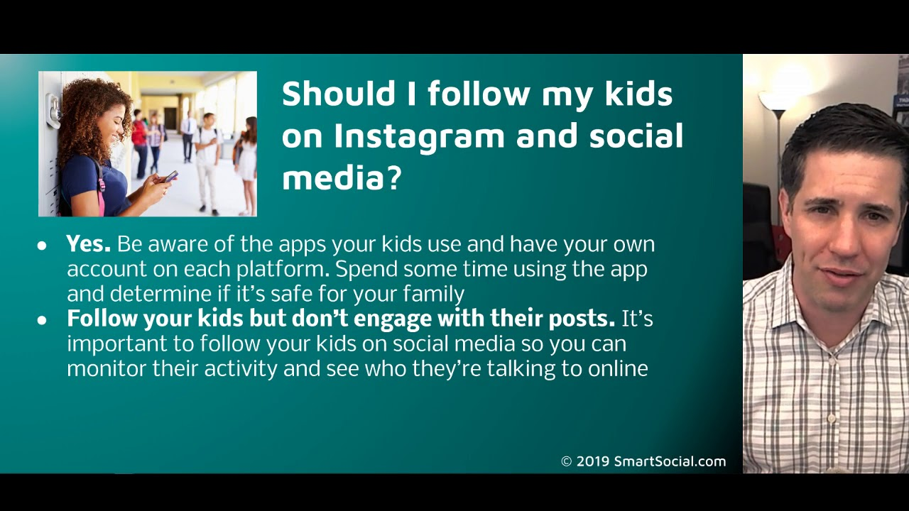 Kids Dont Need To Follow Politics To >> Social Media Safety Faqs Smart Social