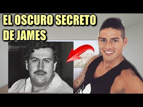 EL SECRETO OSCURO DE JAMES RODRIGUEZ LA HISTORIA QUE NO SABIAS
