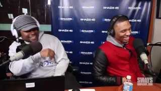 "Damian Lillard aka DAME DOLLA Rapping ""Spitting That Real"" On Sway In The Morning"
