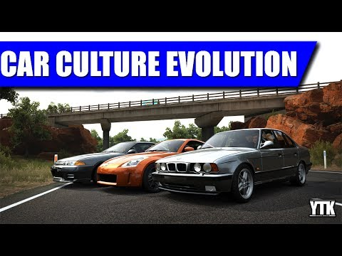 Car Culture Evolution - Forza Horizon 3 Short Film