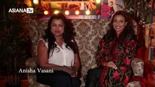 Melanie Sykes Makeover & Interview For Asiana Wedding Magazine