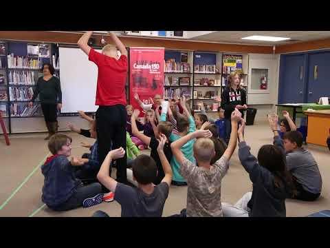 Saskatchewan Arts Board - LIVE Arts Canada 150