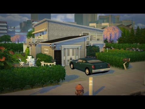 Mitt Riktiga Hus Gjort i Sims (Speed Build)