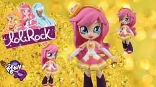 Lolirock Iris Custom Doll MLP Fluttershy Mini DIY   Start With Toys