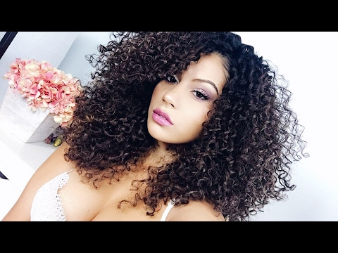 HAIR GOALS! Isis Collection 3b Jordan Curl SR1B/AshBrown | BlackHairSpray.com
