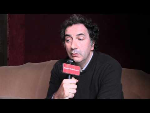"""Parlons """"théâtre"""" avec François Morel.mov"""