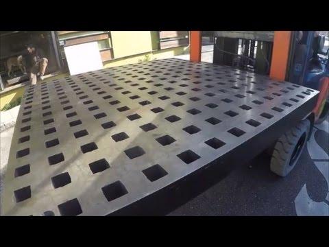 Screwy Tuesday 96 Acorn Welding Table Move Youtube