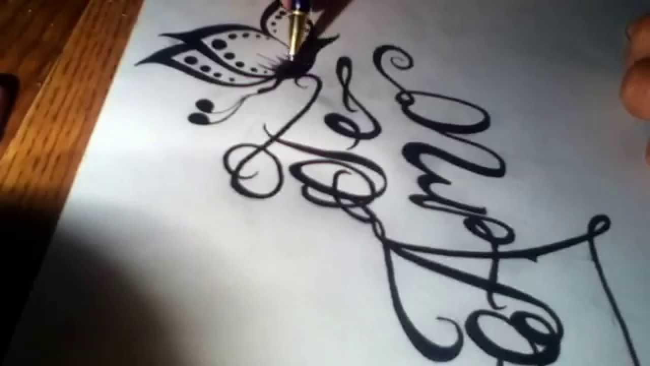 manueldedios tattoo graffiti dibujos te amo youtube