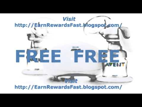 ♥ How To Get A FREE Electric Breast Pump ♥