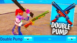 How To DOUBLE PUMP SEASON 9 (NEW DOUBLE PUMP SEASON 9) Double Pump Glitch Season 9 Fortnite New Meta