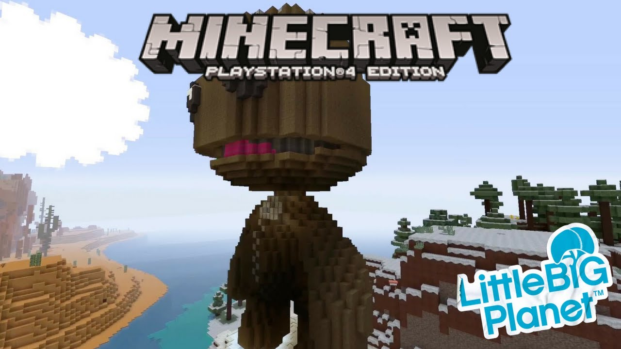 Minecraft PS Maps Little Big Planet YouTube - Little big world map