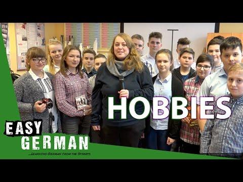 Giáo trình tiếng Đức A1- Bài 23: Sở thích của tôi là nghe nhạc