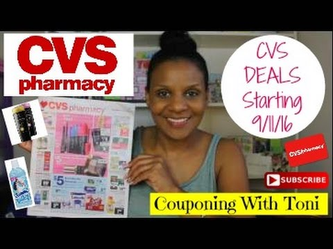How to do couponing at cvs