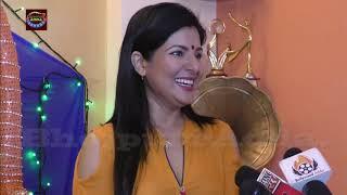 Smriti Sinha Ganesh Chaturthi भोजपुरी अभिनेत्री स्मृति सिन्हा के घर मे पधारे गणपति बप्पा