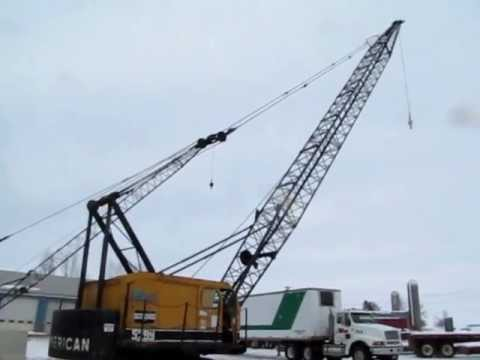 1966 American 5299 Crawler Crane For Sale | Sold At Auction April 17, 2013