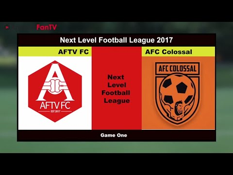AFTV FC v AFC Colossal | Next Level Football League (Commentary by Troopz)