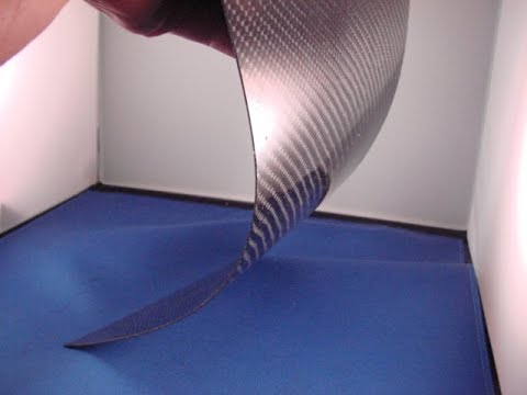 DIY Carbon Fiber Flat Panel Fabrication With MAX CLR-HP Epoxy Resin- High Impact Optically Clear
