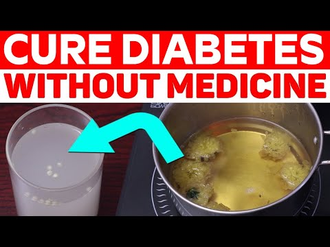 Cure diabetes without medicine | Cure Diabetes Naturally At Home | Free diabetes Remedies