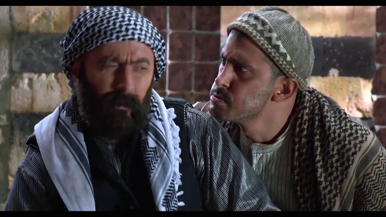 الواوي يتوعد بالانتقام من العكيد معتز ، باب الحارة 6 مصطفى الخاني