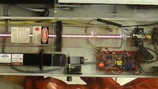 Surgilase 60W CO2 laser teardown and test