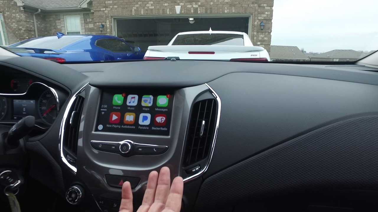 How to setup Apple Carplay and Android auto in the 2017 ...