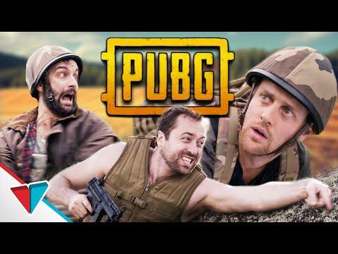 PUBG Logic Supercut (funny skits about player unknowns battlegrounds) | Viva La Dirt League (VLDL)