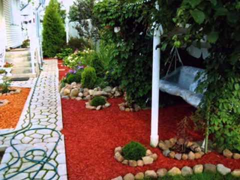 Cмотреть видео Мульчивирование в дизайне сада
