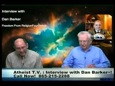 Dan Barker of the Freedom From Religion Foundation