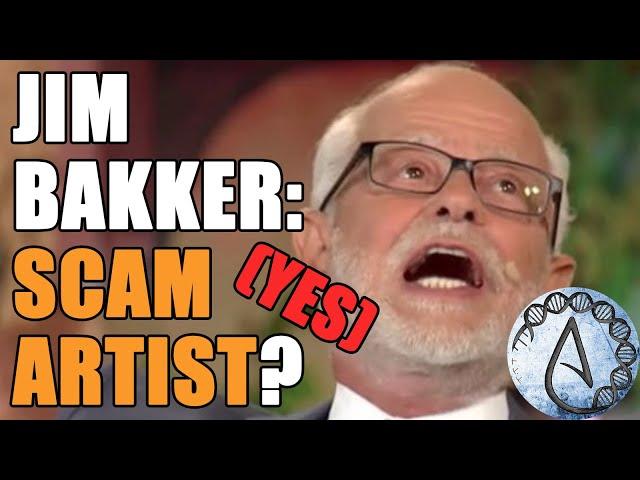 Televangelist Jim Bakker EXPOSED