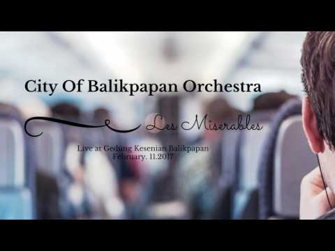 Les Miserables - City Of Balikpapan Orchestra
