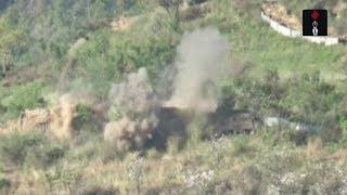 Video: Indian Army destroys Pakistani Post Near Loc