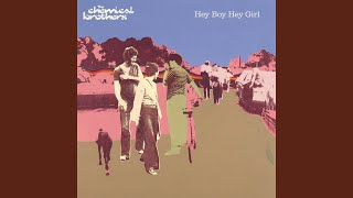 Hey Boy Hey Girl (Soulwax Remix)